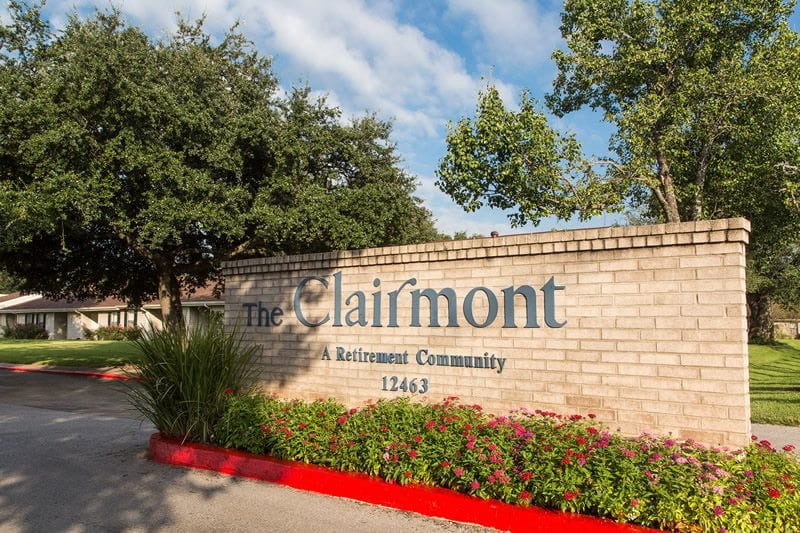 Senior Housing Retirement Community In Austin Texas The Clairmont