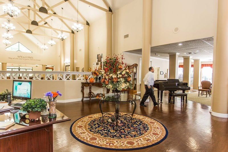 South Austin Retirement Community - The Continental