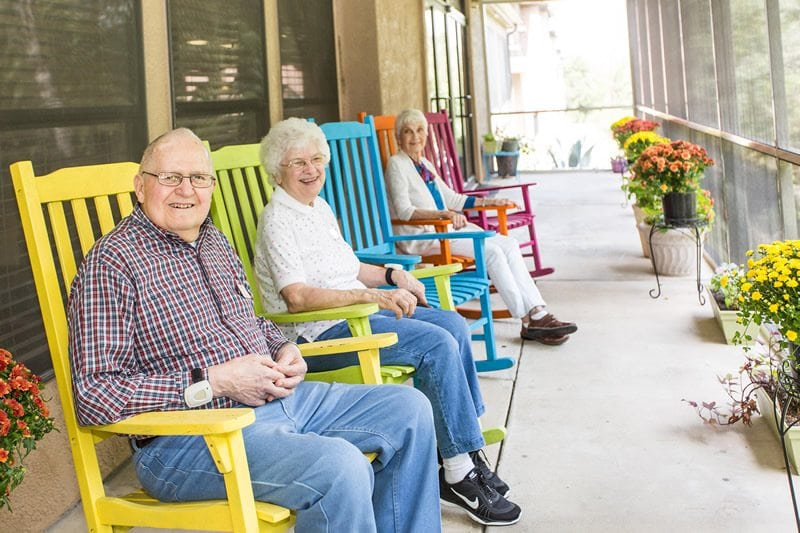 South Austin Retirement Homes Affordable Independent Living