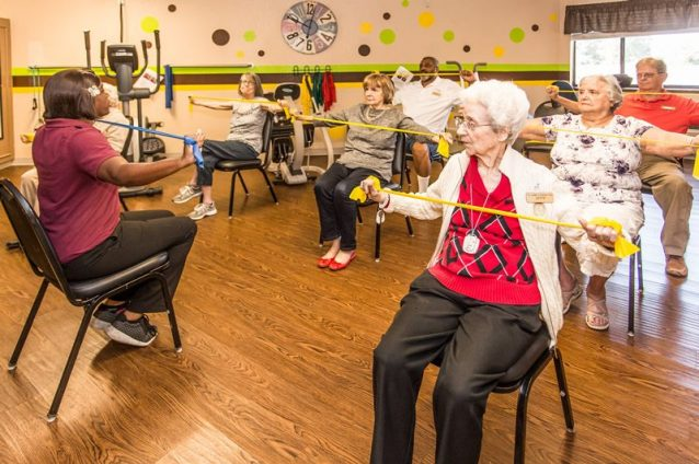 August is Wellness Month at Sunshine Retirement Living Communities