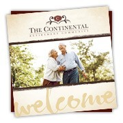 brochure The Continental