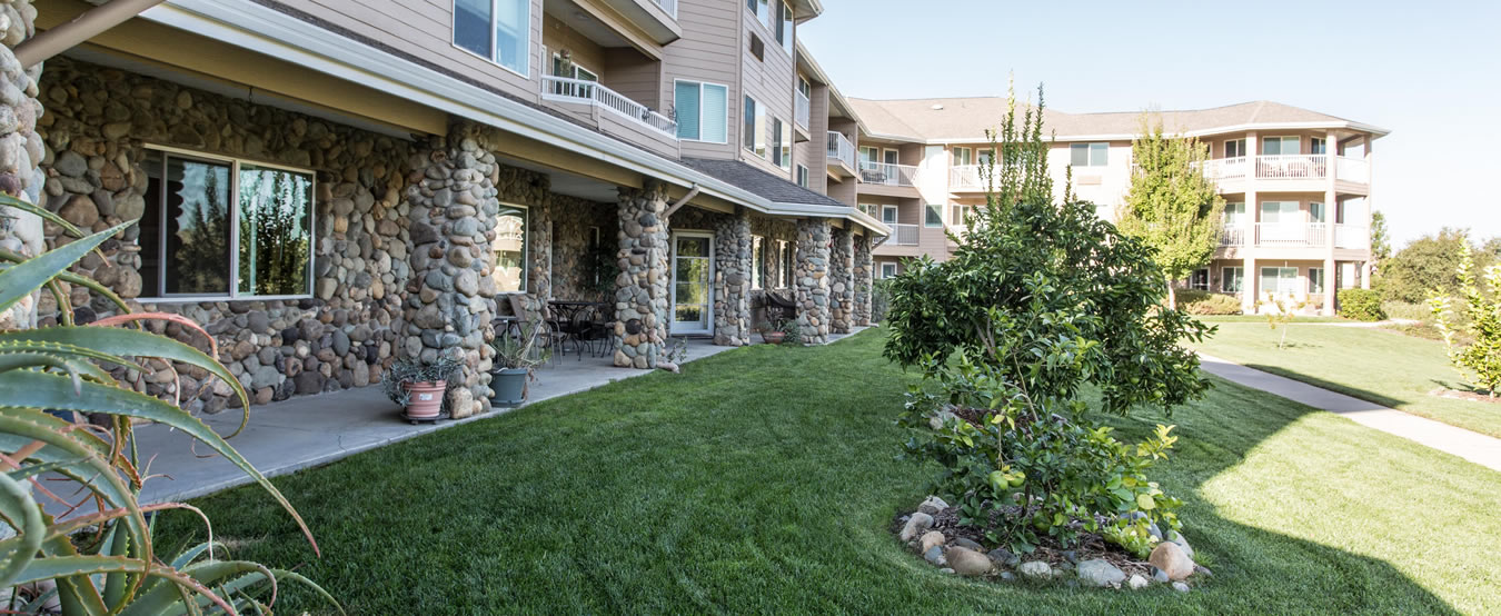 senior living in folsom