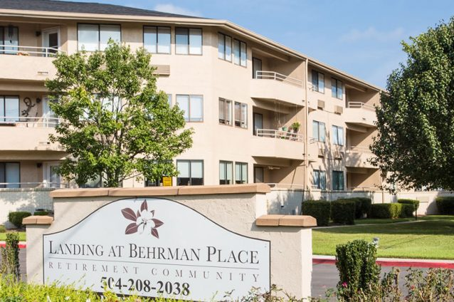 The Landing at Behrman Place Retirement Community in New Orleans Welcomes New Executive Director