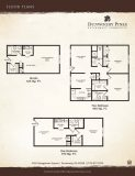 Dunwoody-retirement-living Floor Plan