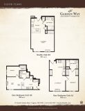 Eugene-retirement-living Floor Plan