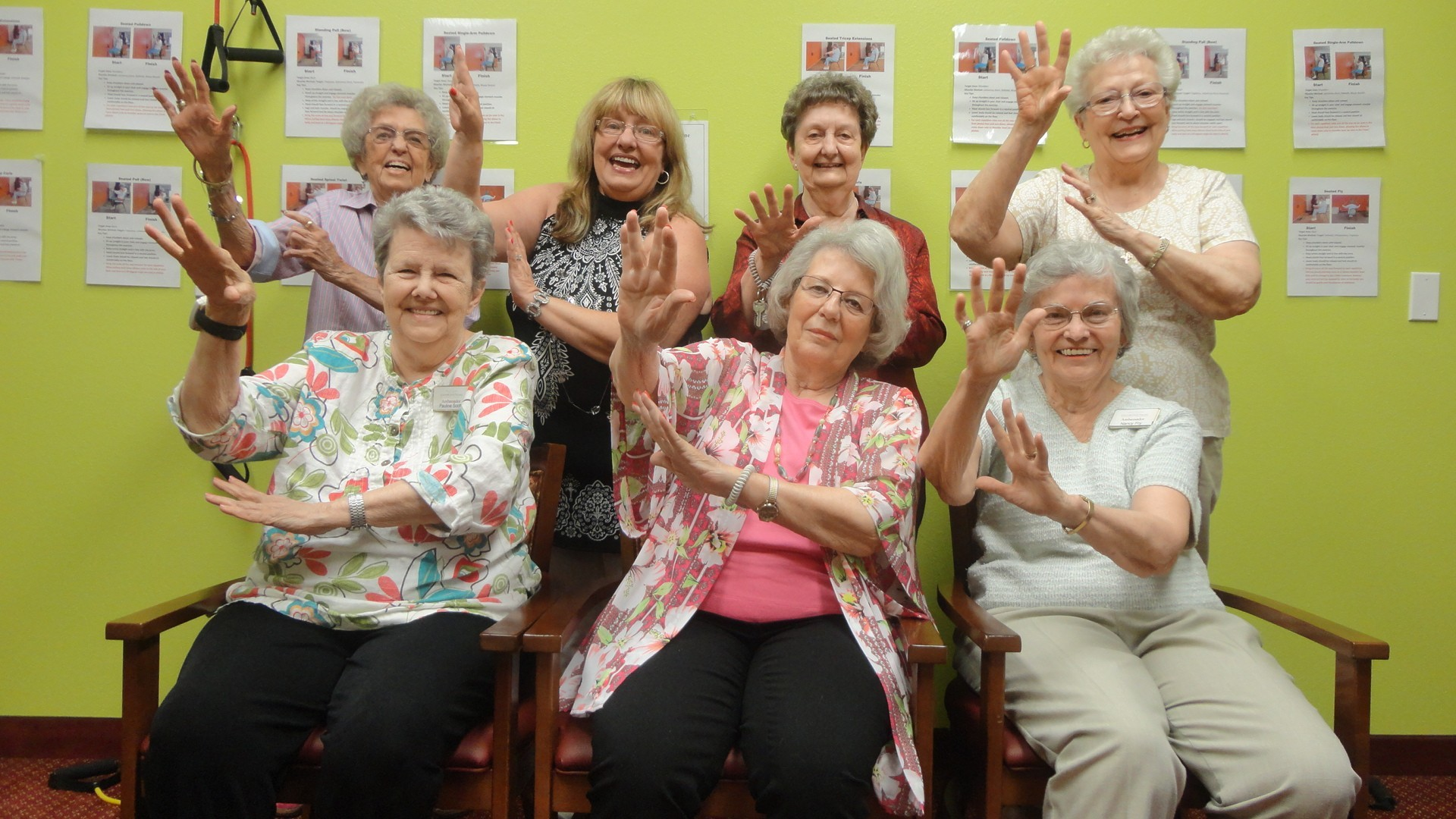 Wise and Wonderful: Tai Chi at Country Club Village
