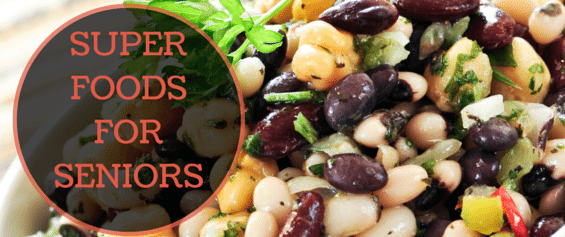 Wise and Wonderful: Super Foods for Super Seniors