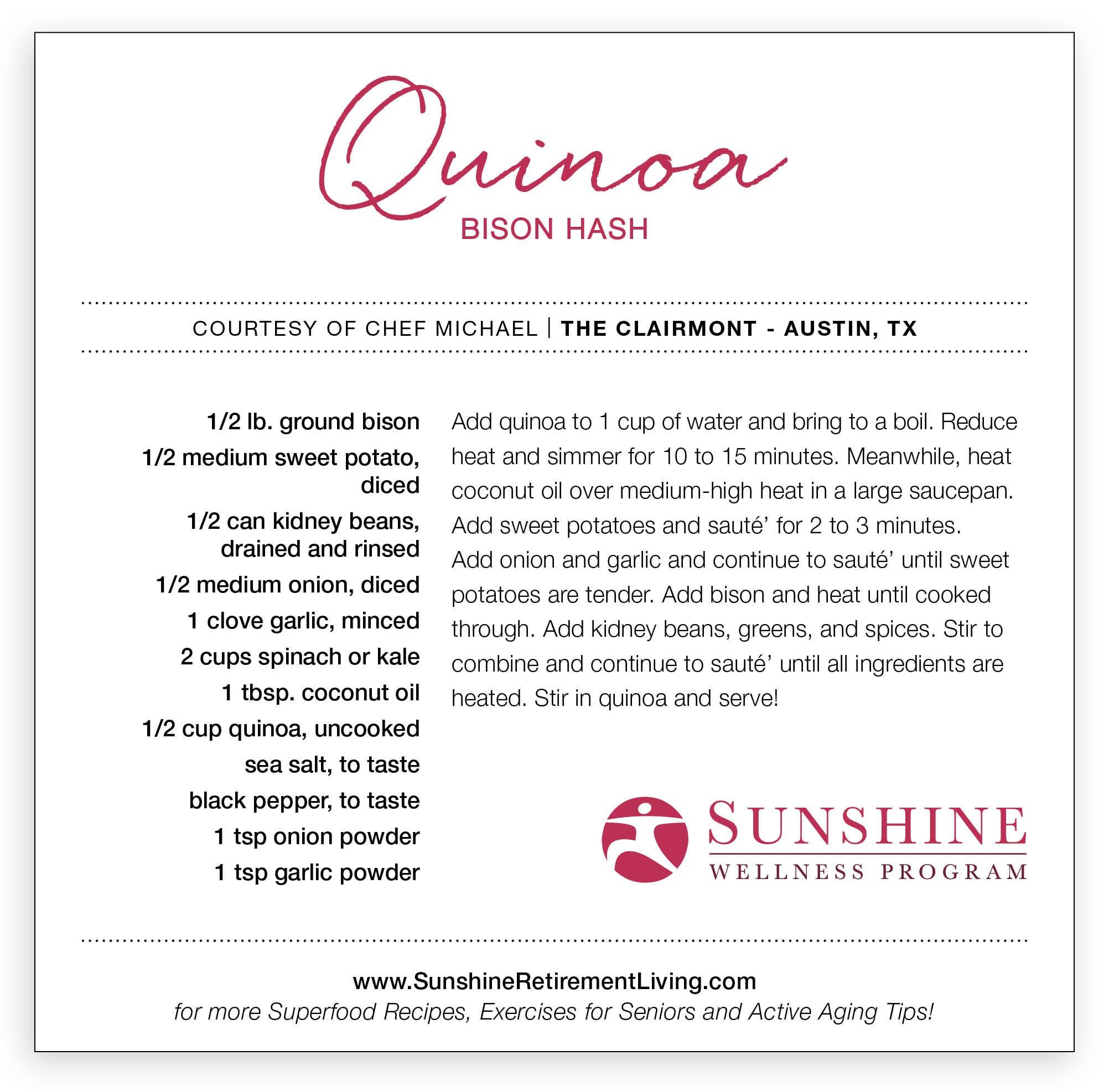 QuinoaBisonHash