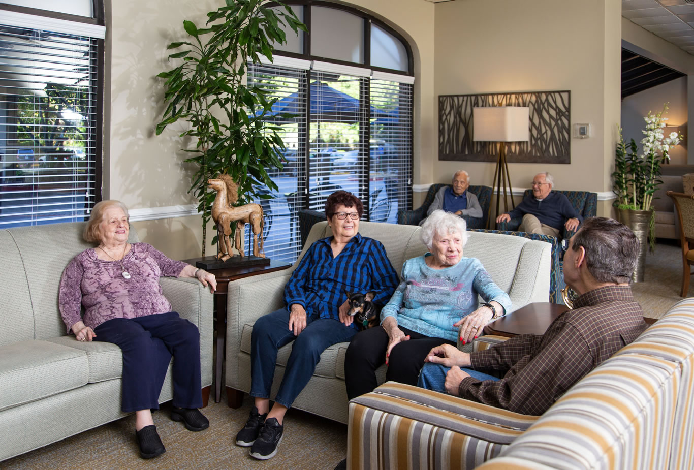 Sandy Springs Independent And Personal Care Facility Hammond Glen