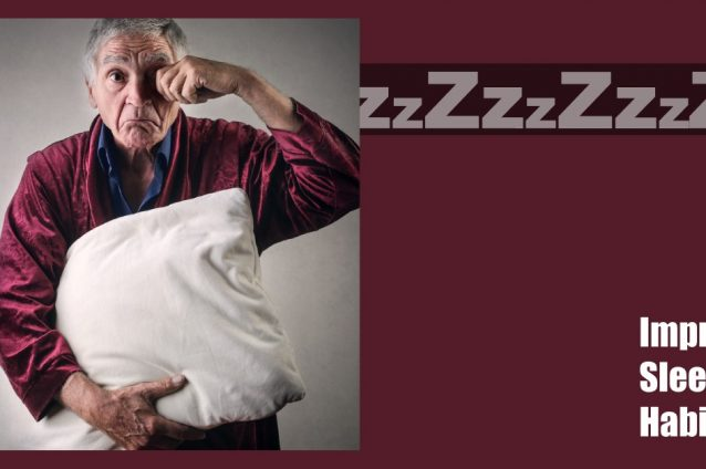 Easy Ways for Seniors to Improve Their Sleep Habits