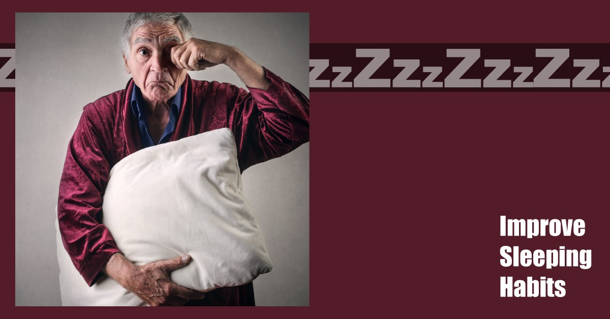 Easy Ways for Seniors to Improve Their Sleep Habits