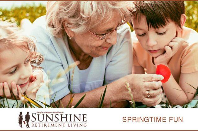 Springtime Fun: Entertaining Your Grandchildren