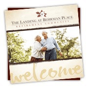 brochure Landing at Behrman place