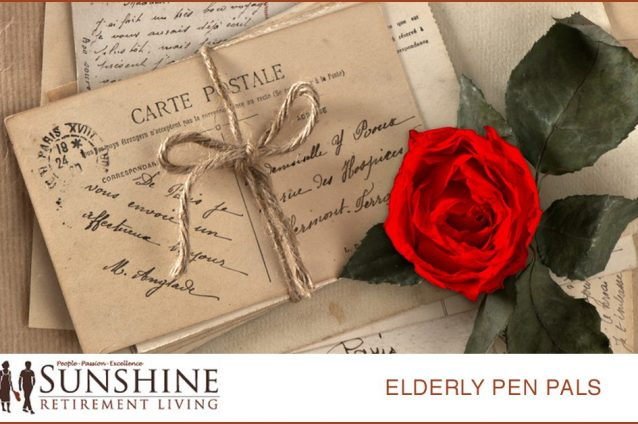 Discover How Having a Child Pen Pal Can Make an Elderly Person Smile
