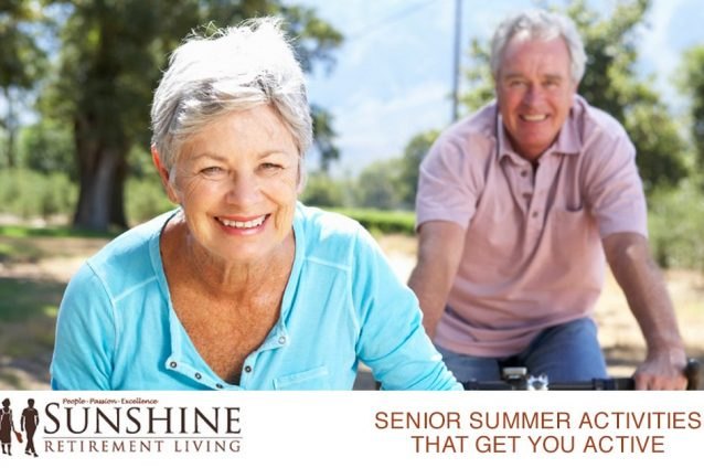 Fun Summer Activities for Seniors