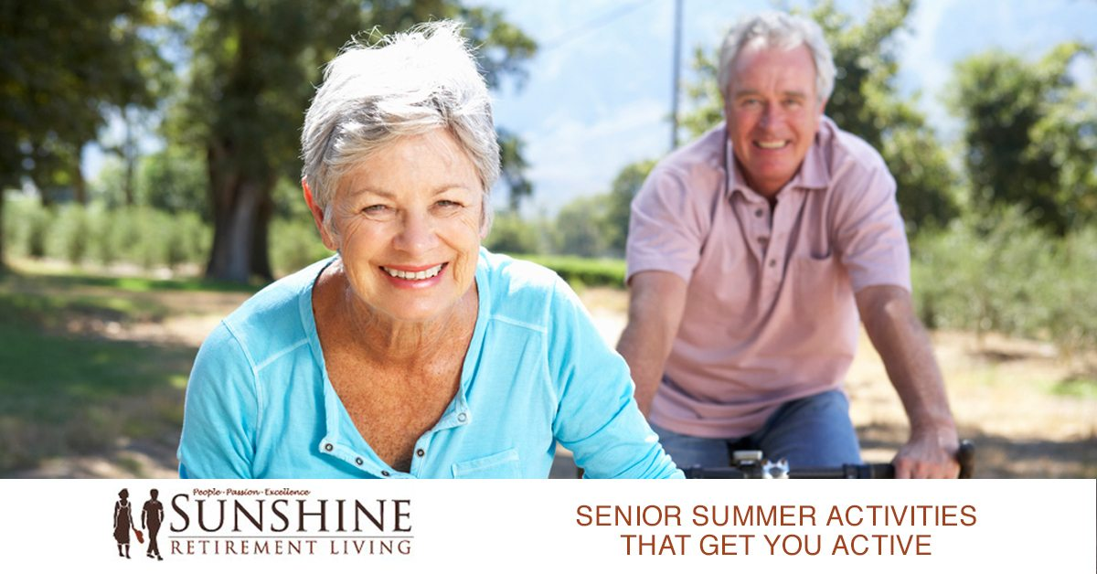 Fun Summer Activities for Seniors