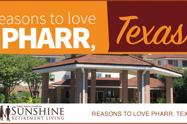 Reasons To Love Pharr, Texas [Infographic]