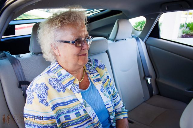 Lyft for seniors