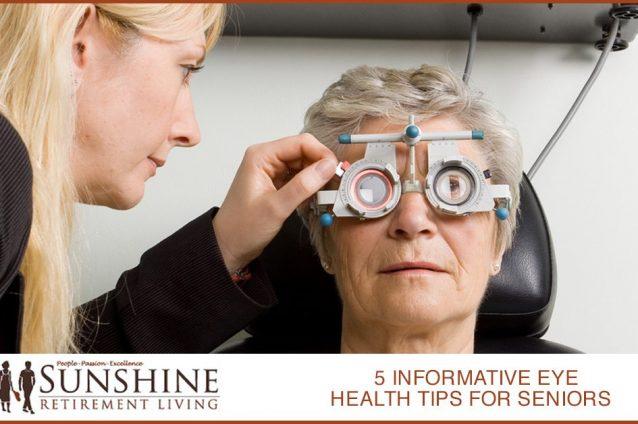 5 Informative Eye Health Tips For Seniors