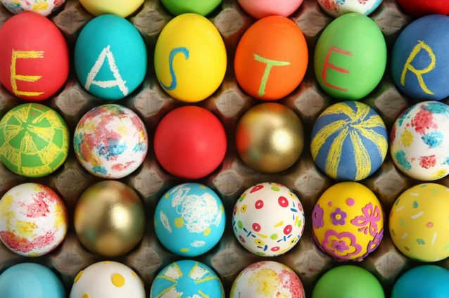 Easter at Sunshine – Hunting for Eggs, Finding Fulfillment