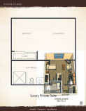 Beachwood-retirement-living Floor Plan