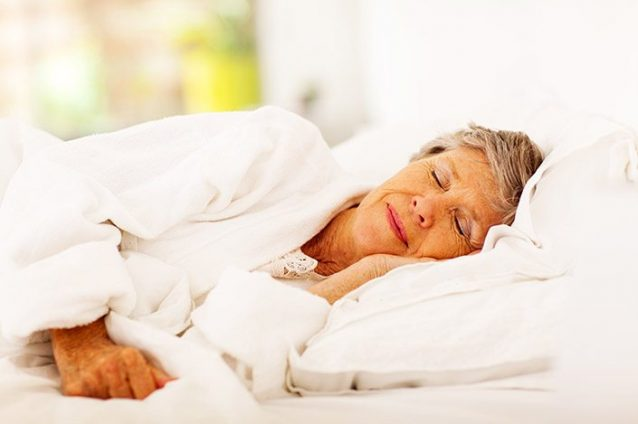 Counting On A Good Night's Sleep – Without The Sheep