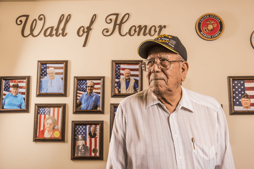 Sunshine Salutes Its Veterans From Sea to Shining Sea