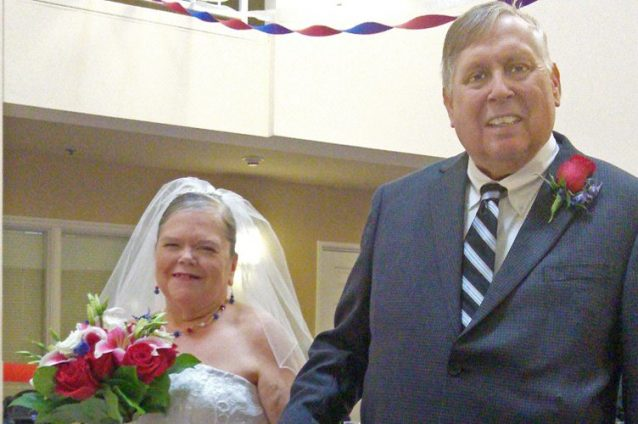 Mr. & Mrs. Michael Williams – Another Match Made in Sunshine