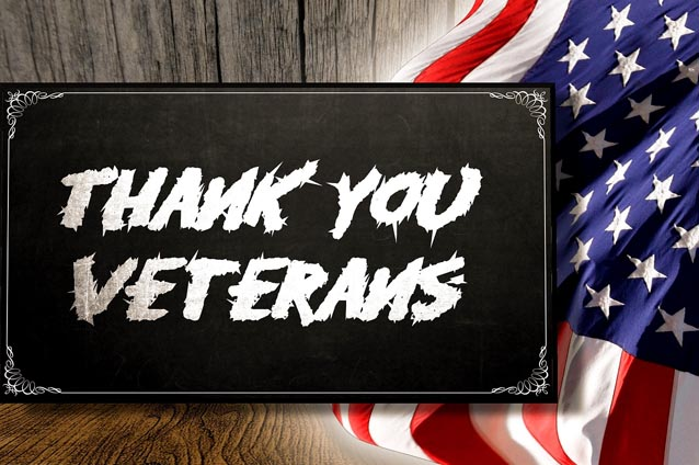 """On Veteran's Day, Every Sunshine Community Could Be Considered """"The Home Of The Brave"""""""