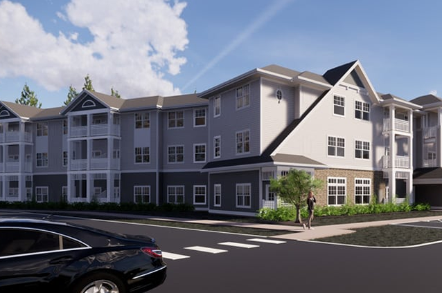 Groundbreaking Planned for The Woods at Merrimack Premier  Senior Living Community in Methuen on September 12