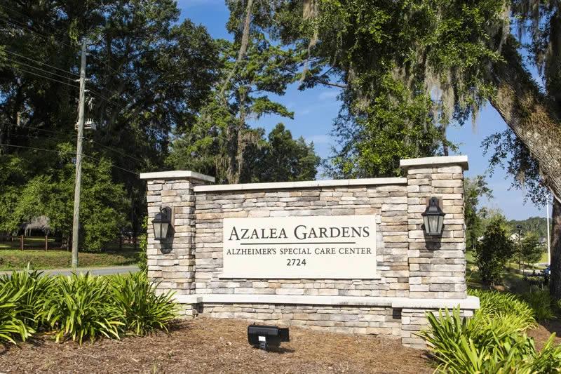 Azalea Gardens Photo