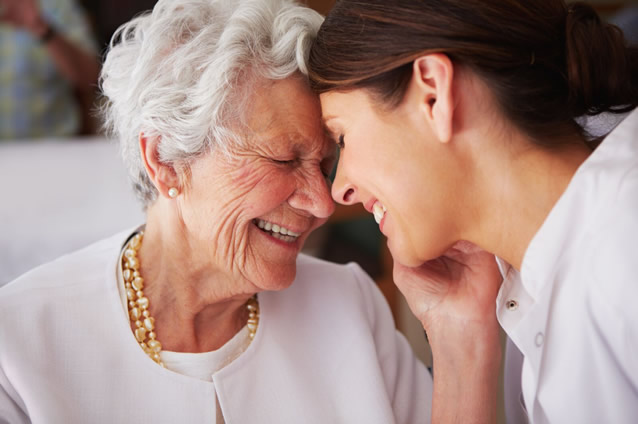 For Moms with Alzheimer's, Mother's Day is as much about Moments as Memories