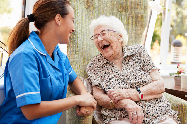 Pros of a Memory Care Facility Versus In-Home Care in Evans, GA