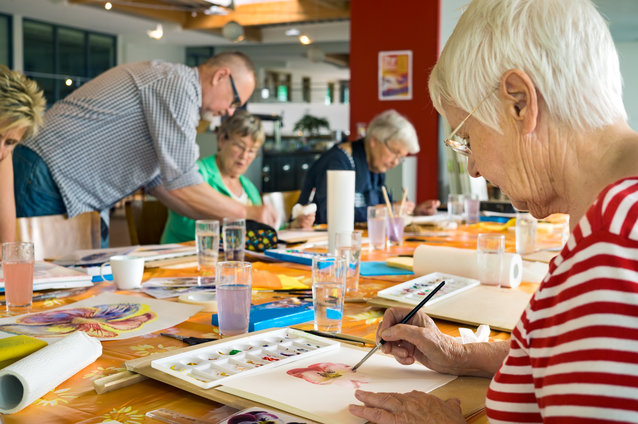 Engaging Activities For Your Lake Charles Memory Care Facility Visit