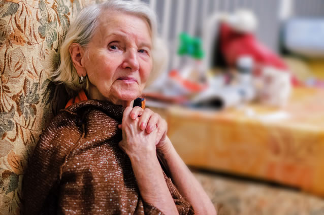 The most common differences between natural aging and Alzheimer's disease