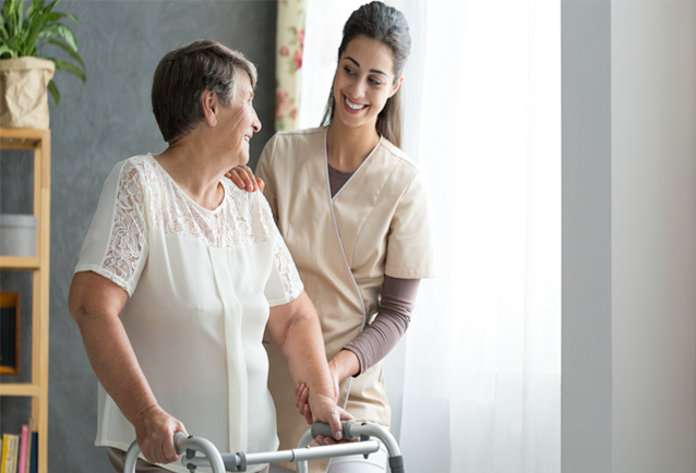 Communities Offer a Safer, More Engaging Environment than in-Home Care