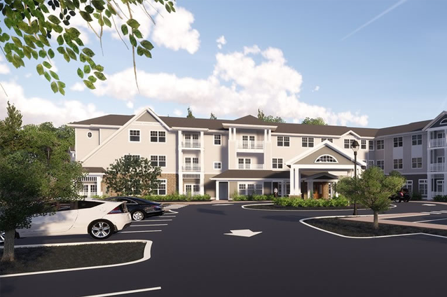 Much-Anticipated Grand Opening of the Models at The Woods at Merrimack Premier Retirement Community in Methuen Set for October 12