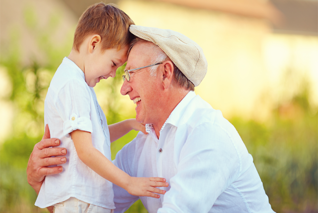 For Memory Care Residents, Interacting With Youngsters May Improve Well-Being