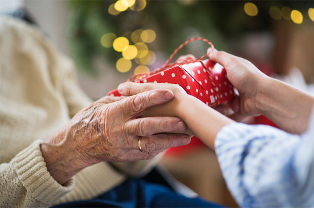 Copper Canyon Gives Residents The Opportunity to Enjoy The Holidays With Their Friends and Family