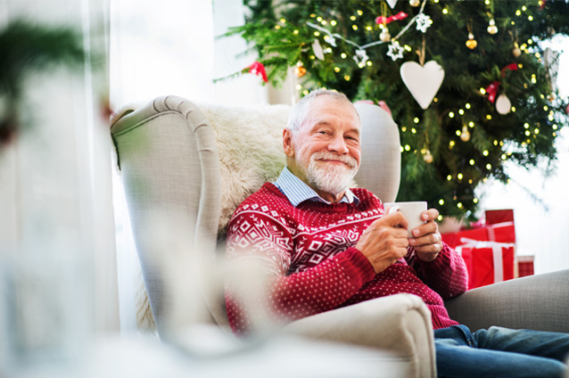 Dunwoody Pines Independent Living Community Gives 5 Tips for a Healthy Holiday Season
