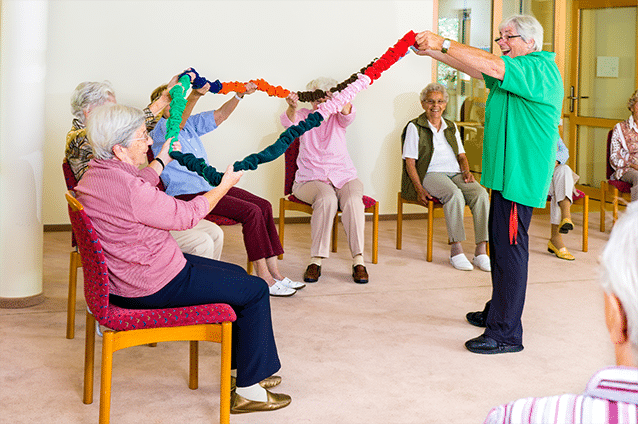 Seniors Enjoy Specialized Programs That Maximize Their Quality Of Life And Support Their Cognitive Health