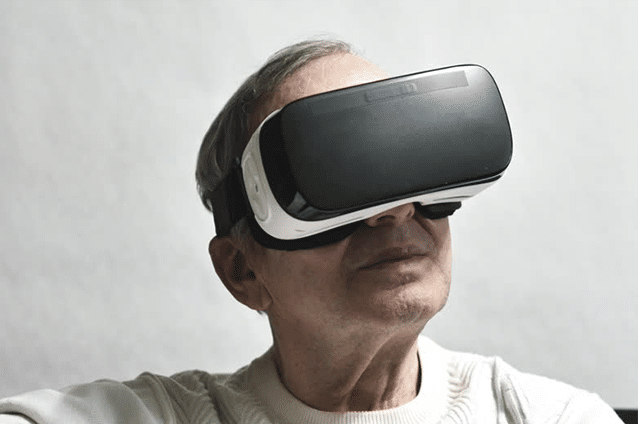 Virtual Reality Becomes A Safe Haven For Sunshine Retirement Living's Senior Residents During COVID-19