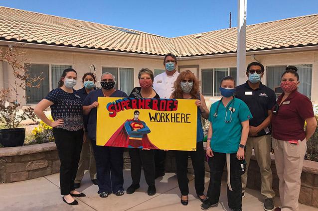 Tucson Retirement Community Has Made Essential Changes in Response to the Coronavirus