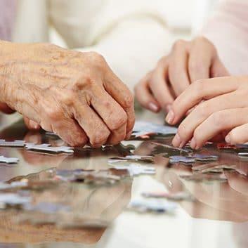 Retirement community Evans GA