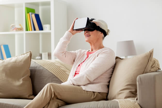 Imagination Is The Only Limit With New Virtual Reality Program