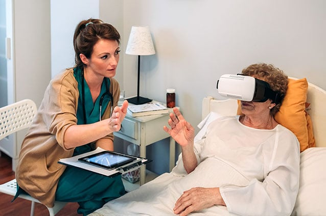 Combining Different Methods to Improve Memory Care Residents' Quality of Life