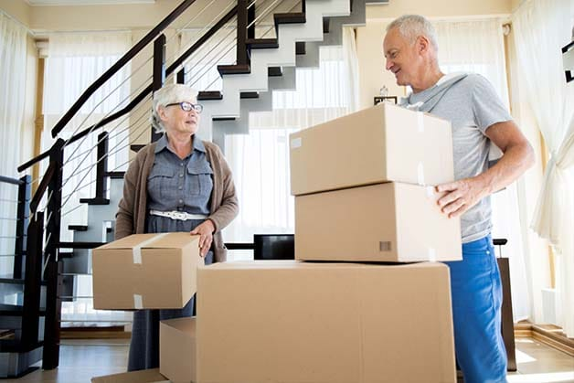 Downsizing Doesn't Have To Be Scary With These Tips