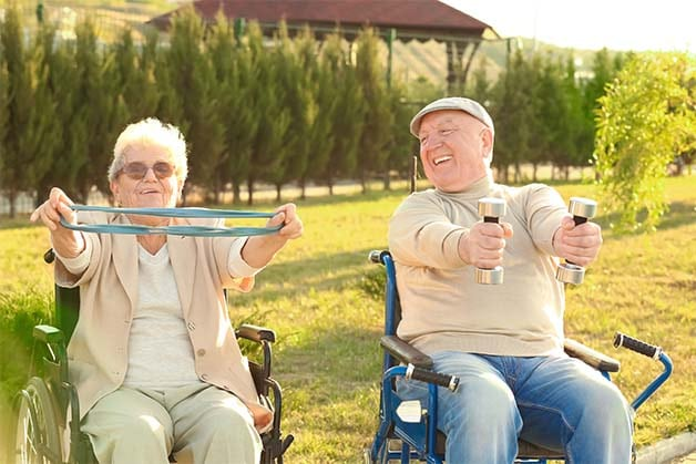 Use These Tips To Stay Healthy During Your Golden Years