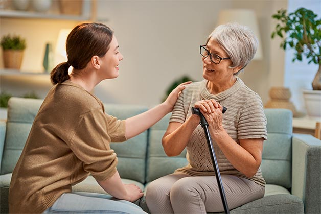 Caregiver Duties and Responsibilities Are Usually in The Mix