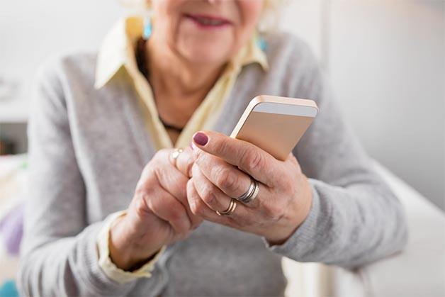 Try These Apps To Help Make Senior Caregiving Easier